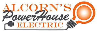 Alcorn's Power House Electric, Logo